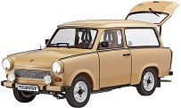 Автомобил - Trabant 601 Universal - Сглобяем модел -