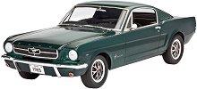 Автомобил - Ford Mustang 2+2 Fastback 1965 - Сглобяем модел -