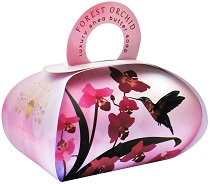 English Soap Company Forest Orchid Large Bath Soap - душ гел