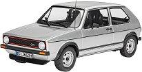 Автомобил - VW Golf 1 GTI - Сглобяем модел -