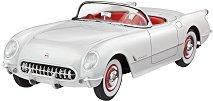 Автомобил - Corvette Roadster 1953 - Сглобяем модел - макет