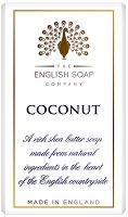 English Soap Company Coconut Bath Soap - Луксозен сапун с аромат на кокос - сапун