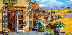 Цветовете на Тоскана - пъзел