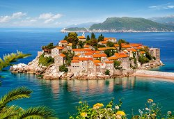 Свети Стефан, Черна гора - пъзел