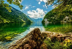 Езерото Кьонихзее, Германия -