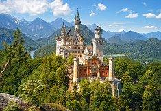 Замъкът Нойшванщайн, Германия -