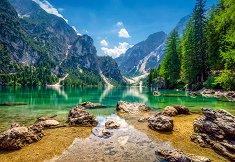 Райското езеро - пъзел