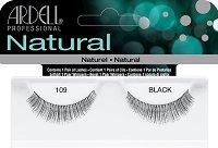 Ardell Natural Demi Black 109 - Мигли от естествен косъм - продукт