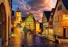 Нощен Ротенбург, Германия - пъзел
