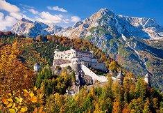 Замъкът Хоенверфен, Австрия - пъзел