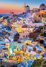 Светлините на Санторини -