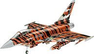 Изтребител - Eurofighter Typhoon Bronze Tiger - Сглобяем авиомодел - макет