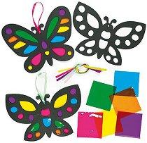 Декорирай сам - Пеперуди - Творчески комплект - играчка