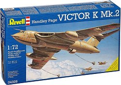 Военен самолет - Handley Page Victor K Mk.2 - Сглобяем авиомодел -