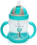 Неразливаща се чаша със сламка - 280 ml - За бебета над 6 месеца -