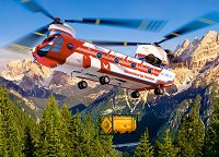 Въздушен транспорт - пъзел