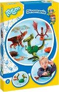 Създай сам - Динозаври - Творчески комплект -