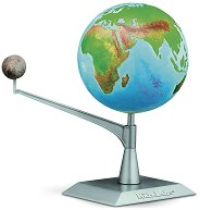 """Направи сам модел на Земята и Луната - Детски образователен комплект от серията """"Kidz Labs"""" - играчка"""