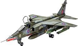 Изтребител - Sepecat Jaguar GR 1A - Сглобяем авиомодел -