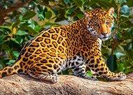 Малък ягуар - пъзел