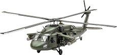 Транспортен хеликоптер - UH-60A Black Hawk - Сглобяем модел -