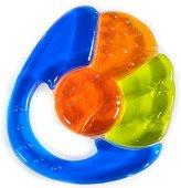Дъвкалка с охлаждащ ефект - Rainbow - За бебета над 3 месеца -