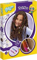 Създай сама - Аксесоари за коса - Творчески комплект -