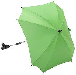 Чадър - Green - Аксесоар за детска количка -