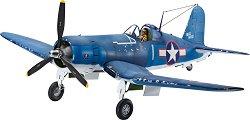 Военен самолет - Vought F4U-1A Corsair - Сглобяем авиомодел -