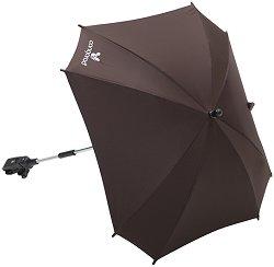 Чадър - Dark Brown - Аксесоар за детска количка - продукт