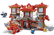 """Битката на Червения дракон - Детски конструктор от серията """"Tang Dynastie"""" -"""