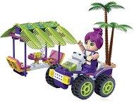 """Плажна разходка с бъги - Детски конструктор от серията """"Trendy Beach"""" -"""