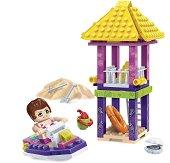 """Спасителна кула - Детски конструктор от серията """"Trendy Beach"""" -"""