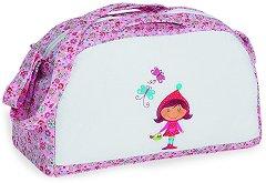 Чанта - Момиченце - Аксесоар за детска количка -