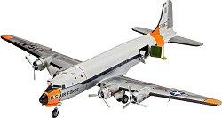 Транспортен самолет - C-54D Skymaster - Сглобяем авиомодел -