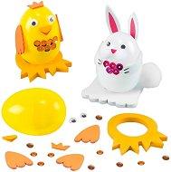 Декорирай сам - Великденски яйца - Творчески комплект - продукт