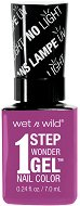 Wet'n'Wild 1 Step WonderGel Nail Color - Гел лак за нокти без печене - масло