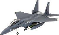 Бомбардировач - F-15E Strike Eagle - Сглобяем авиомодел -