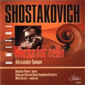 Dmitri Shostakovich - Works for Cello -