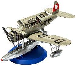 Военен самолет - Arado Ar196B - Сглобяем авиомодел -