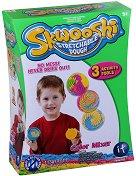 """Забавно тесто за моделиране - Color mixer - Творчески комплект от серията """"Skwooshi"""" - играчка"""