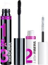 Wet'n'Wild Lash-O-Matic Mascara + Fiber Extension Kit - продукт