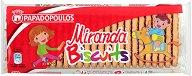 Детски бисквити - Miranda - Опаковка от 125 g за бебета над 12 месеца -
