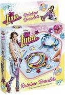 """Направи сама - Гривни - Творчески комплект от серията """"Soy Luna"""" - детски аксесоар"""