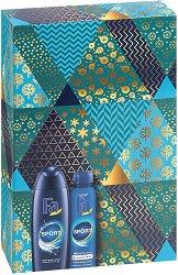 Подаръчен комплект за мъже - Fa Sport - Душ гел и дезодорант - продукт
