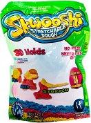 """Забавно тесто за моделиране -  Фигурка изненада - Творчески комплект от серията """"Skwooshi"""" - играчка"""