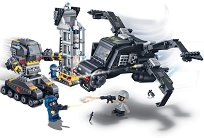 """Ракетна база - Детски конструктор от серията """"Mission Eagle"""" -"""