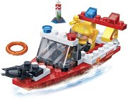 Пожарникарска спасителна лодка - играчка