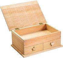 Направи сам - Кутия за бижута -