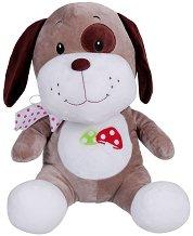 """Кученце - Разказвач на приказки - Интерактивна плюшена играчка от серията """"Моето приятелче"""" - играчка"""